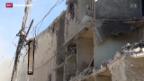 Video «Offensive in Syrien» abspielen