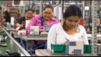 Video «USA: Wirtschaft im ersten Quartal gewachsen» abspielen