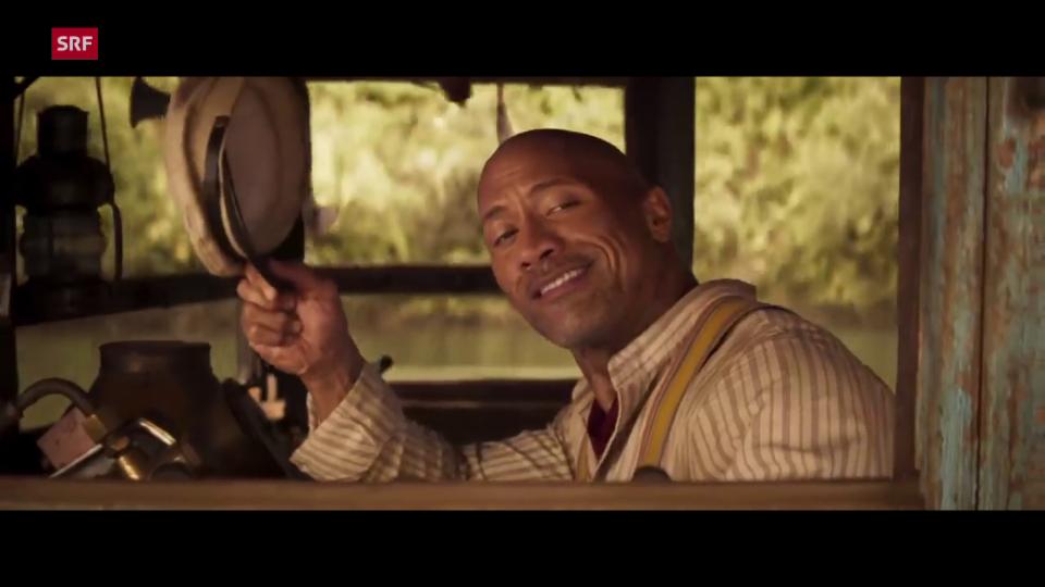 Trailer von «Jungle Cruise»