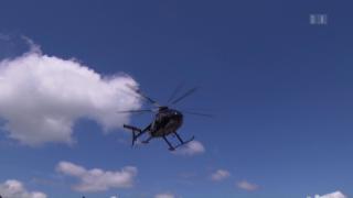 Video «Helikoptergeld: Mehr als ein Hirngespinst» abspielen