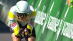 Video «BMC-Fahrer Rohan Dennis im TdS-Prolog stark» abspielen
