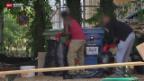 Video «Obdachlose im Garten» abspielen