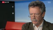 Video «Strafrechtler plädiert für harte Strafen» abspielen