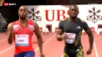 Video «Leichtathletik: Highlights bei der Athletissima» abspielen