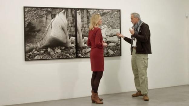 Video «Kunst gegen die Klimakatastrophe» abspielen