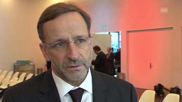 Video «Renato Tami zu Strom-Liberalisierung und -börse» abspielen
