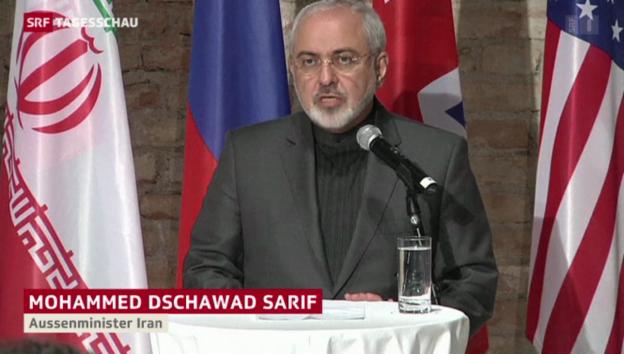 Video «Atomgespräche mit Iran: Frist verlängert» abspielen