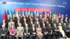 Video «Eveline Widmer-Schlumpf am Gipfeltreffen in Moskau» abspielen