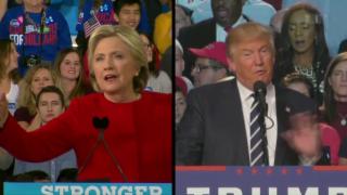 Video «Trump oder Clinton – das letzte Aufbäumen» abspielen