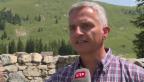 Video «Grosse Ehrung für Bundesrat Didier Burkhalter» abspielen
