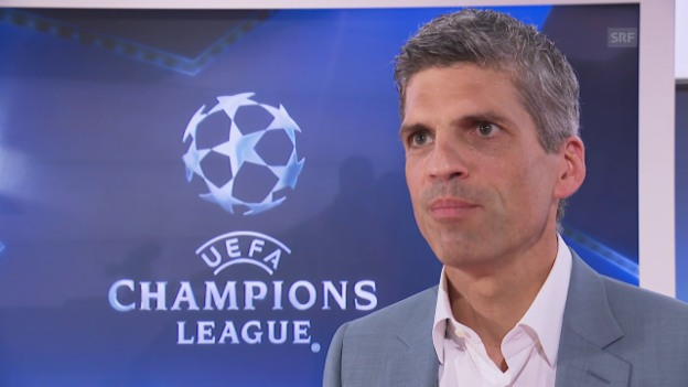 Video «Mägerle zur Situation der Übertragungsrechte von Schweizer Klubs» abspielen