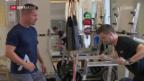 Video «Tom Lüthis rasche Genesung» abspielen