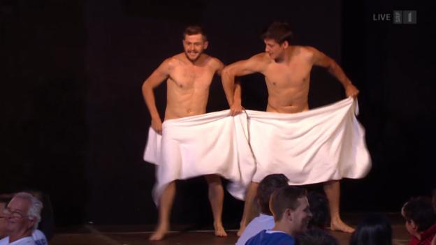 Video ««Les Beaux Frères»» abspielen