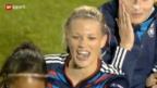 Video «Lara Dickenmann – Profifussballerin, Gewinnerin der Champions League» abspielen