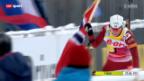 Video «Biathlon: Weltcup in Ruhpolding» abspielen