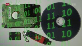 Video «Dokumente digital für die Zukunft sichern» abspielen