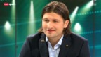 Video «Fussball: Gespräch mit Veroljub Salatic (V)» abspielen