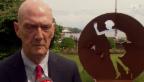 Video «Provokativ: Popart-Künstler Allen Jones stellt in Zürich aus» abspielen