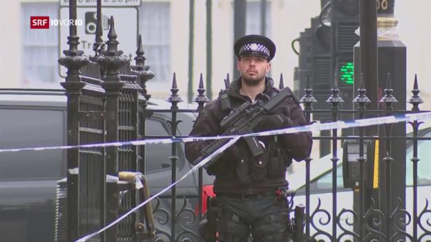 Video «London nach dem Attentat» abspielen