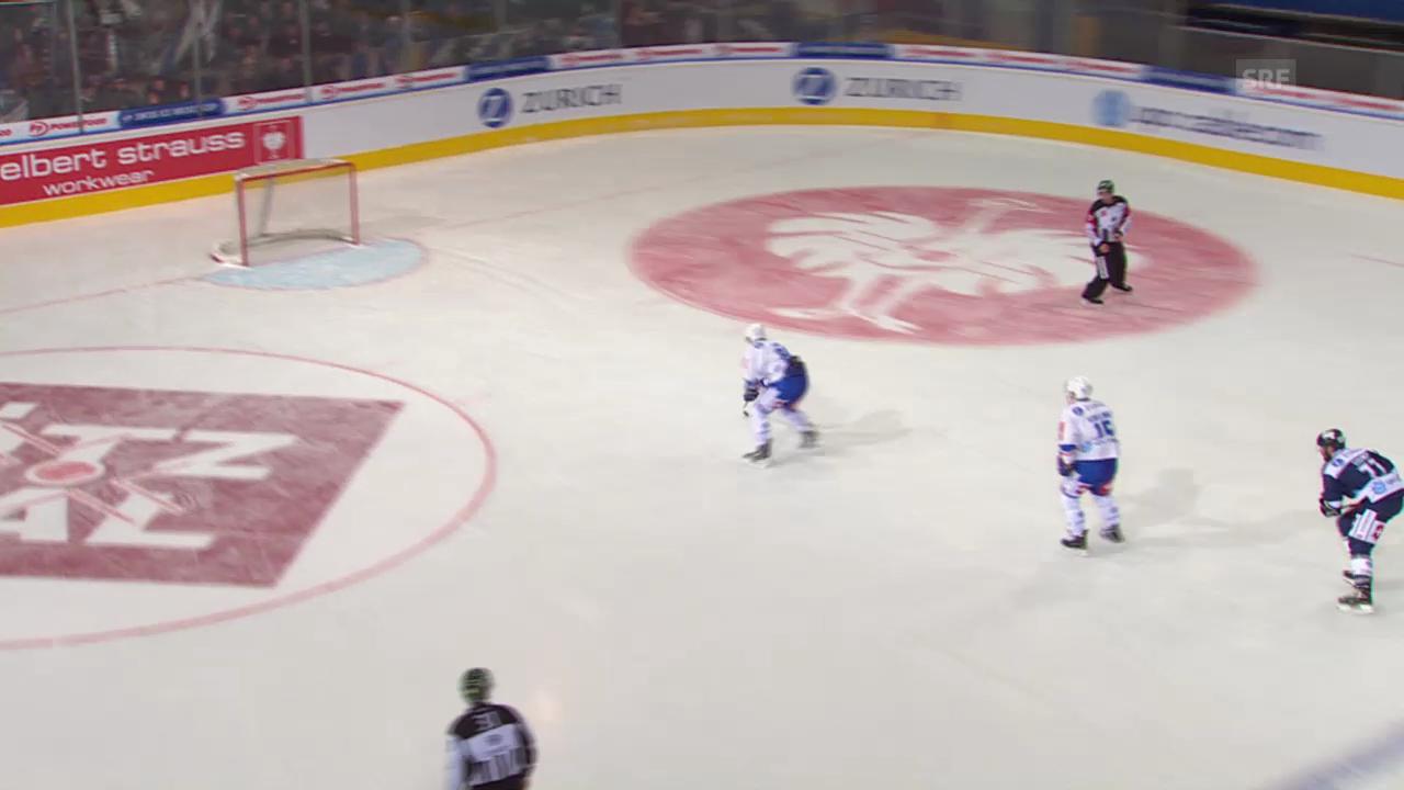 Eishockey: Cup, Ambri - Kloten