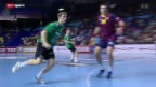 Video «Handball: Barcelona - Wacker Thun» abspielen