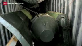 Video «Kubas Regierung für Waffenfracht verantwortlich» abspielen