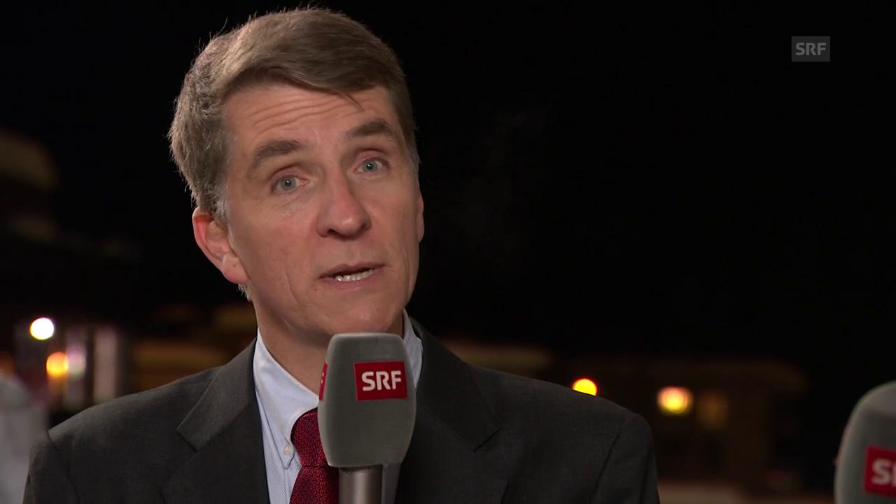 Journalist Keith Bradsher zu Chinas Ambitionen