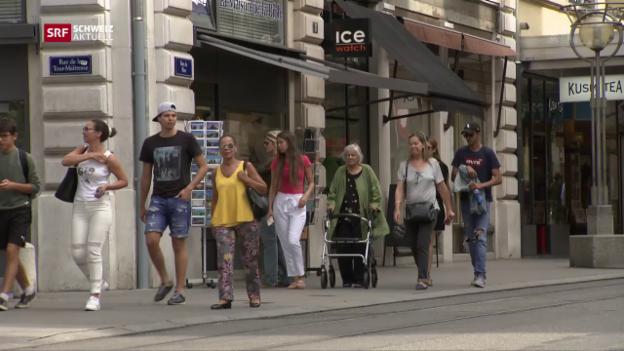 Video «Schweiz aktuell vom 21.09.2018» abspielen