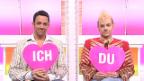 Video ««Ich oder Du»: Philipp Hägeli und Sven Olaf Denkinger» abspielen