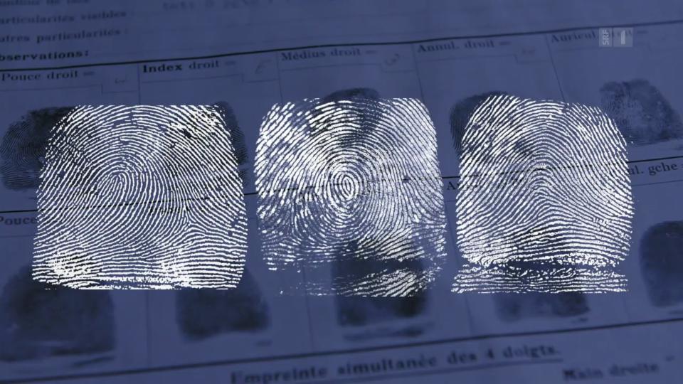 Fingerabdruck als Beweis: wichtig, aber nicht immer richtig
