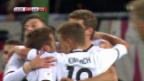 Video «Deutschland schlägt Tschechien diskussionslos» abspielen