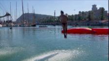 Video «WM in Barcelona: Entscheidung beim Cliff Diving» abspielen