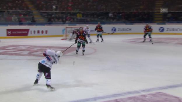 Video «Blindenbachers Tor zum 2:3» abspielen