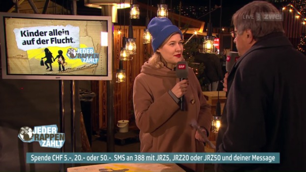 Video ««Jeder Rappen zählt» – Magazin vom 18.12.2016» abspielen