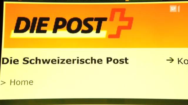 Der Preisschock bei der Post