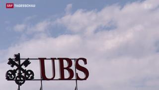 Video «UBS einigt sich im Steuerstreit mit Deutschland» abspielen