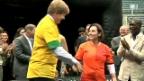 Video «Sportlicher Prinz» abspielen