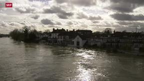 Video «Wetterkapriolen heizen Klima-Diskussion an» abspielen