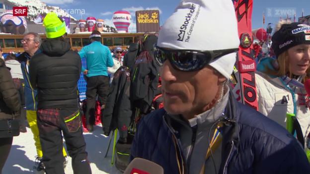 Video «Ski alpin: So wird Lara Gut als Charakterkopf wahrgenommen» abspielen