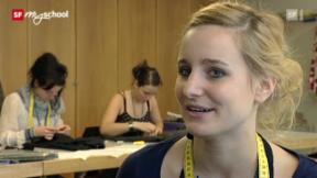 Video «Berufsbild: Bekleidungsgestalterin » abspielen