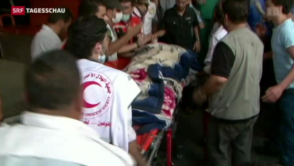 Kämpfe in Gaza gehen weiter