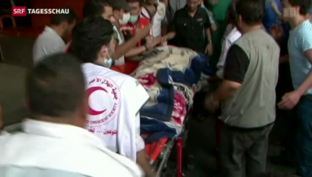 Video «Kämpfe in Gaza gehen weiter» abspielen