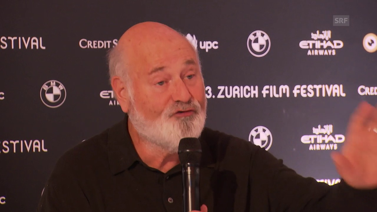 Rob Reiner am ZFF