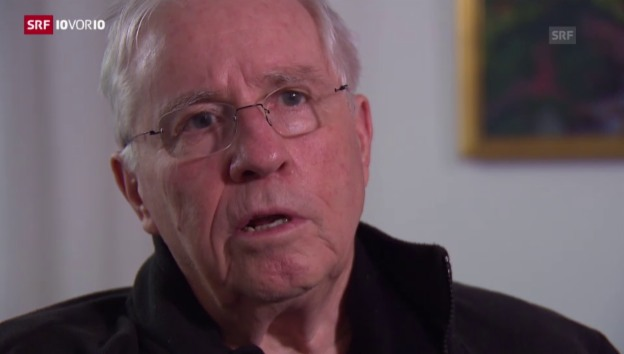 Video «Blocher: «Bundesrat tritt an Ort»» abspielen