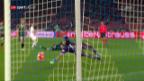 Video «Zürich gewinnt zuhause klar gegen St. Gallen» abspielen