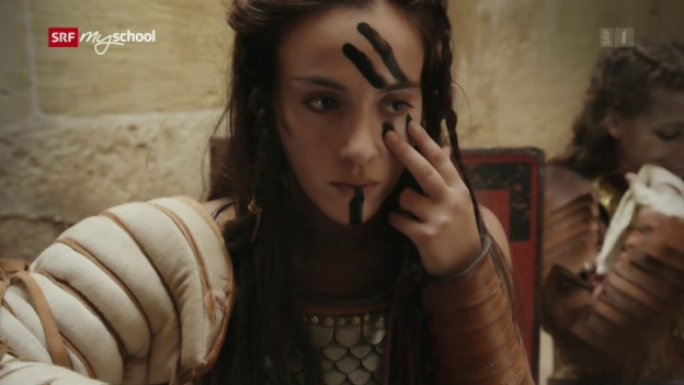 Video «Die wahren Amazonen: Rom (2/3)» abspielen