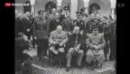 Video «70 Jahre Konferenz von Jalta» abspielen