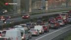 Video «Schweizer sind mehr für Freizeit unterwegs als für die Arbeit» abspielen
