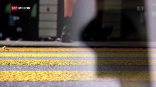 Video «Risikozone: Die Zahl tödlich verunfallter Fussgänger steigt» abspielen