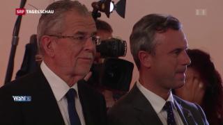 Video «FPÖ nun ausgebremst?» abspielen